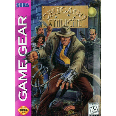 GameGear - Chicago Syndicate