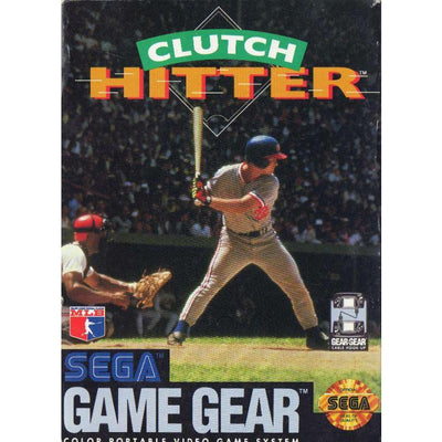 GameGear - Clutch Hitter