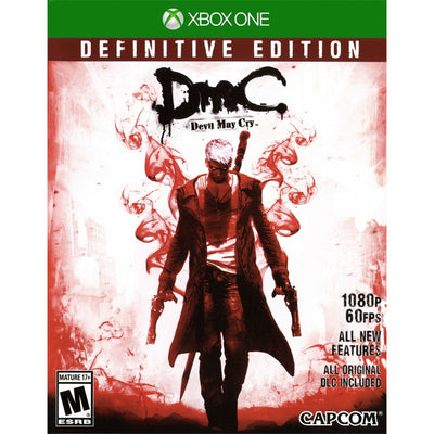 XB1 - DMC Devil May Cry