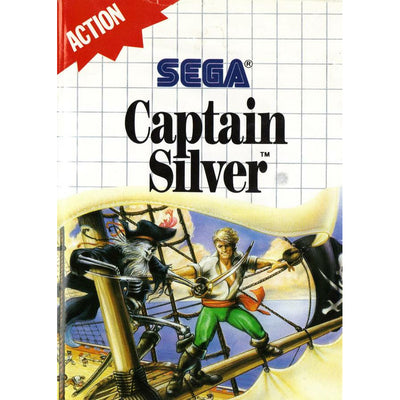Master System - Captain Silver (Cartridge Only) - PUGCanada