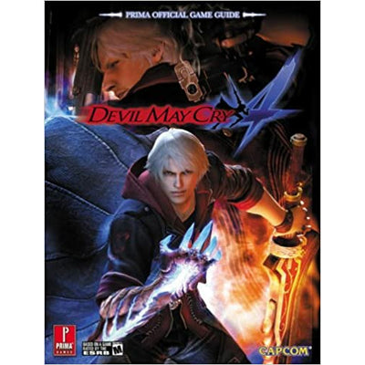 Devil May Cry 4 Strategy Guide - Prima