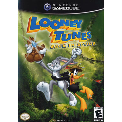 GC - Looney Tunes Back in Action