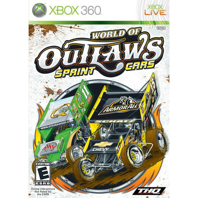 X360 - World of Outlaws Sprint Cars