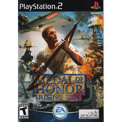PS2   Medal of Honor Rising Sun   PUGCanada