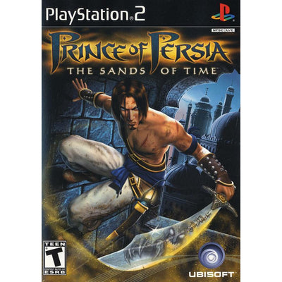 PS2   Prince of Persia The Sands of Time   PUGCanada
