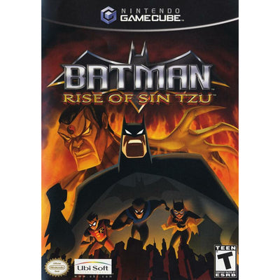 GC - Batman Rise Of Sin Tzu