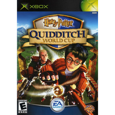 XBOX - Harry Potter Quidditch World Cup