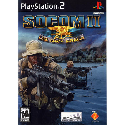 PS2   Socom II US Navy Seals   PUGCanada