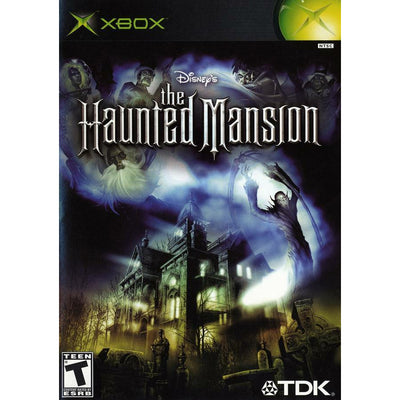 XBOX - The Haunted Mansion - PUGCanada