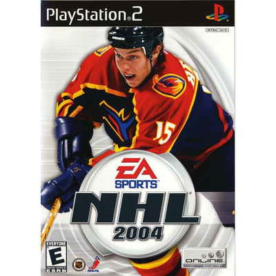 PS2   NHL 2004   PUGCanada