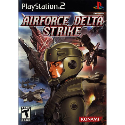 PS2 - Airforce Delta Strike - PUGCanada