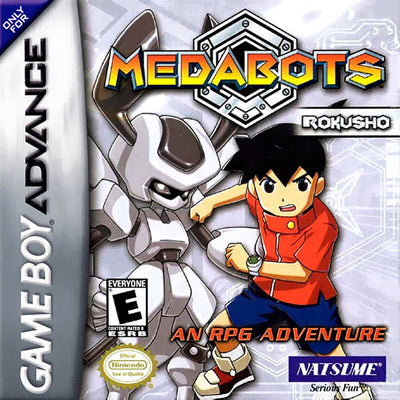 GBA -  Medabots Rokusho Version (Cartridge Only)