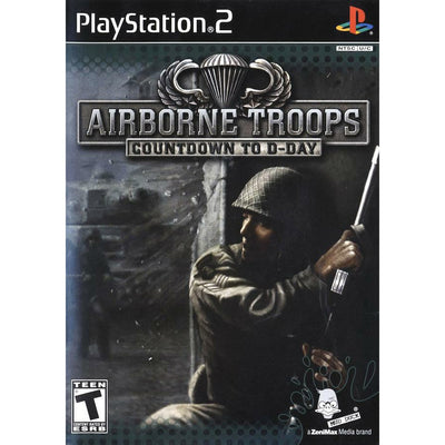 PS2 - Airborne Troops Countdown to D-Day