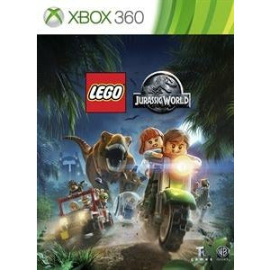 X360 - Lego Jurassic World