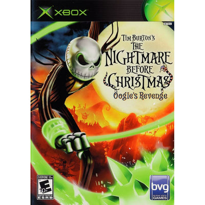 XBOX - The Nightmare Before Christmas Oogie's Revenge - PUGCanada
