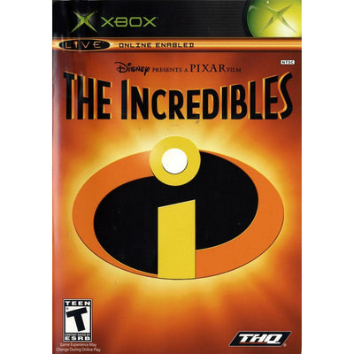 XBOX - The Incredibles - PUGCanada