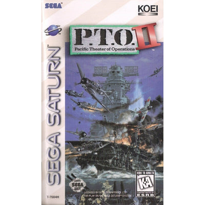 SATURN - P.T.O. II - Pacific Theater of Operations - PUGCanada