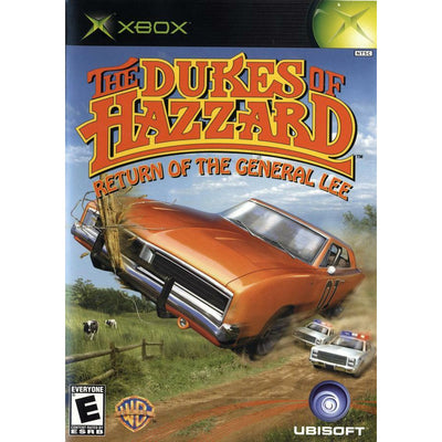 XBOX   Dukes of Hazzard Return of the General Lee   PUGCanada