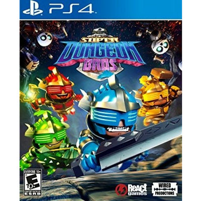 PS4 - Super Dungeon Bros