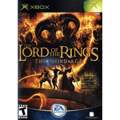 XBOX - The Lord of the Rings - The Third Age