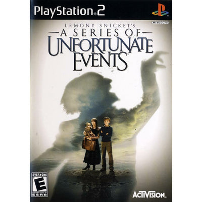 PS2 - A Series of Unfortunate Events - PUGCanada