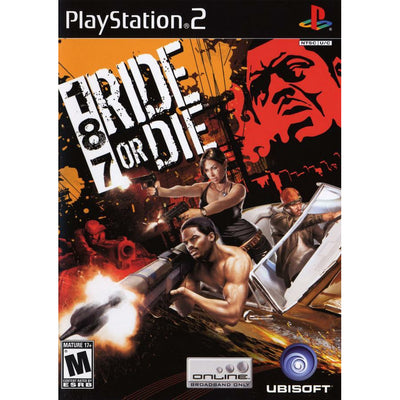 PS2 - 187 Ride Or Die
