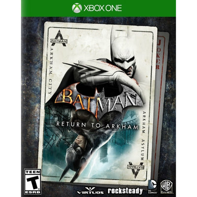 Xbox One - Batman Return to Arkham