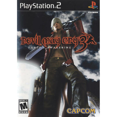 PS2 - Devil May Cry 3 - Dante's Awakening - PUGCanada