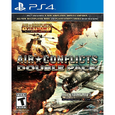 PS4 - Air Conflicts Double Pack