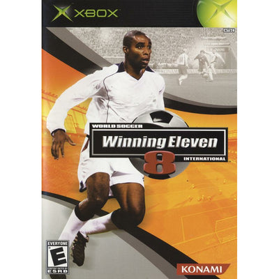 XBOX - World Soccer - Winning Eleven International 8 - PUGCanada