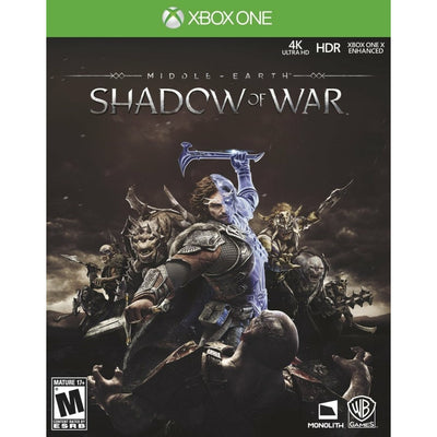 Xbox One - Middle Earth Shadow of War