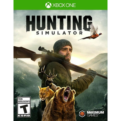 Xbox One - Hunting Simulator
