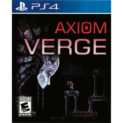 PS4 - Axiom Verge