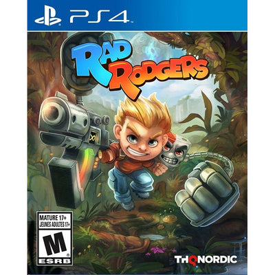 PS4 - Rad Rodgers