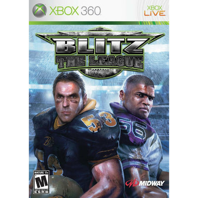 X360 - Blitz The League
