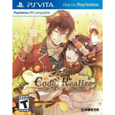 VITA - Code Realize Future Blessings (In Case)