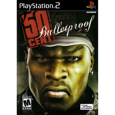 PS2 - 50 Cent Bulletproof - PUGCanada