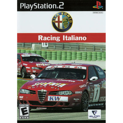 PS2 - Alfa Romeo Racing Italiano - PUGCanada