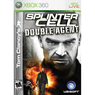 X360 - Tom Clancy's Splinter Cell Double Agent