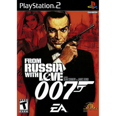 PS2 - 007 From Russia with Love - PUGCanada