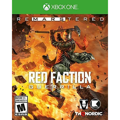 Xbox One - Red Faction Guerrilla Remastered