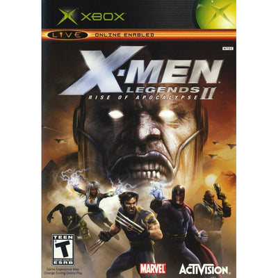 XBOX - X-Men Legends II Rise of Apocalypse