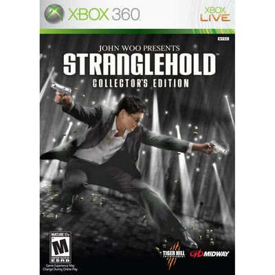 X360 - John Woo Presents Stranglehold Collector's Edition