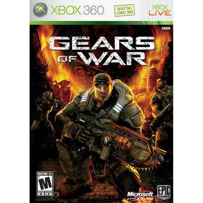 X360 - Gears of War - PUGCanada