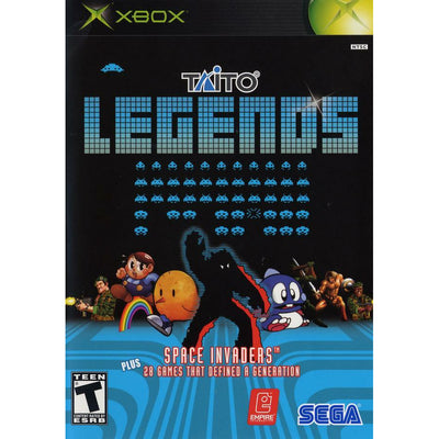 XBOX - Taito Legends - PUGCanada