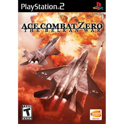 PS2 - Ace Combat Zero - The Belkan War - PUGCanada