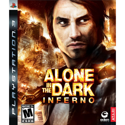 PS3 - Alone in the Dark Inferno - PUGCanada