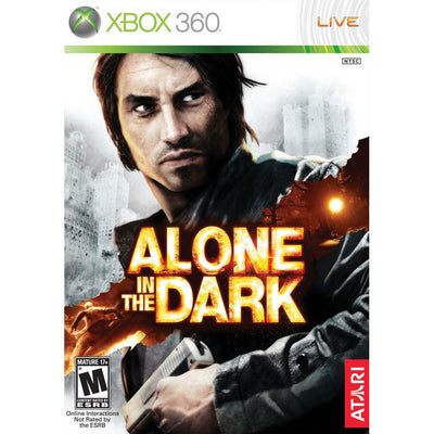 X360 - Alone in the Dark - PUGCanada