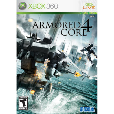 X360 - Armored Core 4
