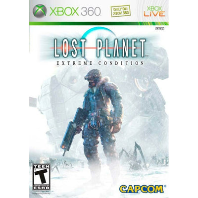 X360 - Lost Planet Extreme Condition